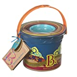 B. toys by Battat-Bazillion Buckets Nesting Cups-10 Colorful Stacking Cups for Kids 18m +, Multicolor