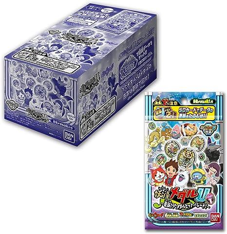 Yokai watch yokai medal U stage1 ~ update! Song medal hit parade! ~ (BOX) by Bandai: Amazon.es: Juguetes y juegos