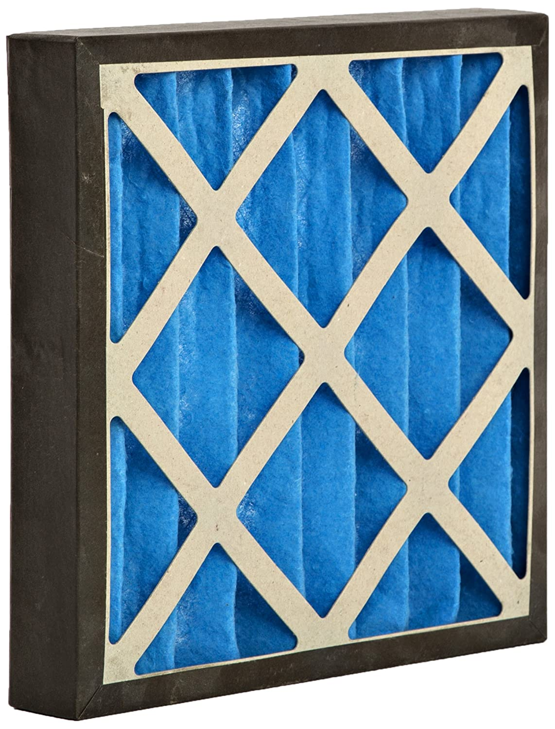 GVS Filter Technology G4P.15.15.4.SUA001.005 G4 Pleated Panel Filter, Blue/White (Pack of 5)