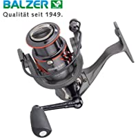 Balzer Shirasu 5300 Rolle - Stationärrolle zum Spinnfischen auf Forellen & Barsche, Angelrolle zum Spinnfischen, Spinnrolle