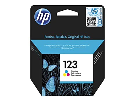 Amazon.com: HP 123 Tri-color Ink Cartridge: Office Products