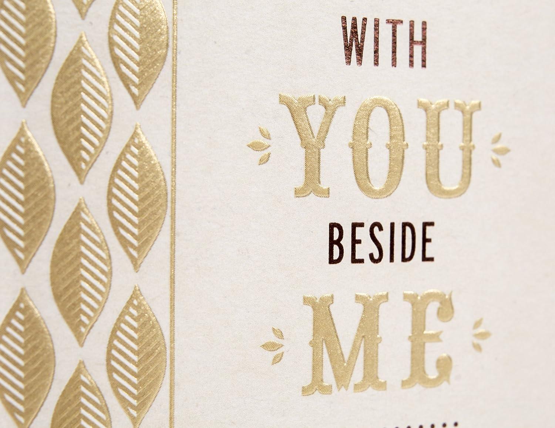 Amazon Hallmark Birthday Greeting Card For Husband Gold And