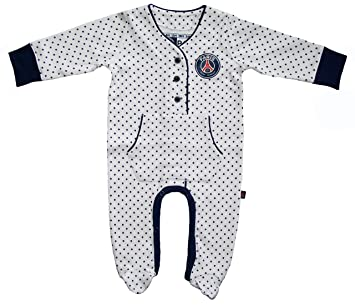 Paris Saint Germain - Pelele para bebé Talla:24 MOIS