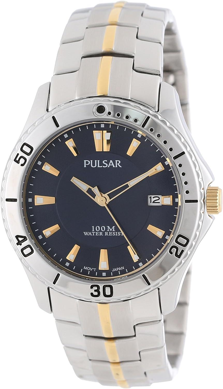 Pulsar Men s PXHA31 Classic Active Sport Watch
