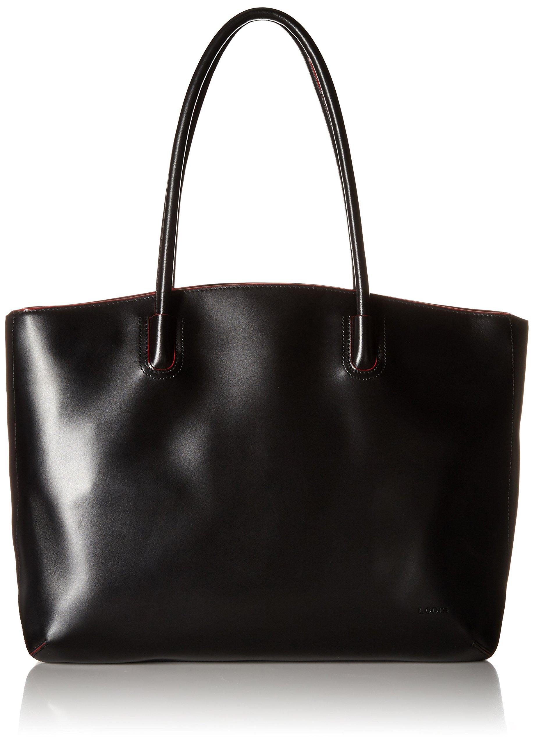 Lodis Audrey Milano Tote,Black,one size