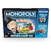 Monopoly Ödüllü Bankacılık Kutu Oyunu