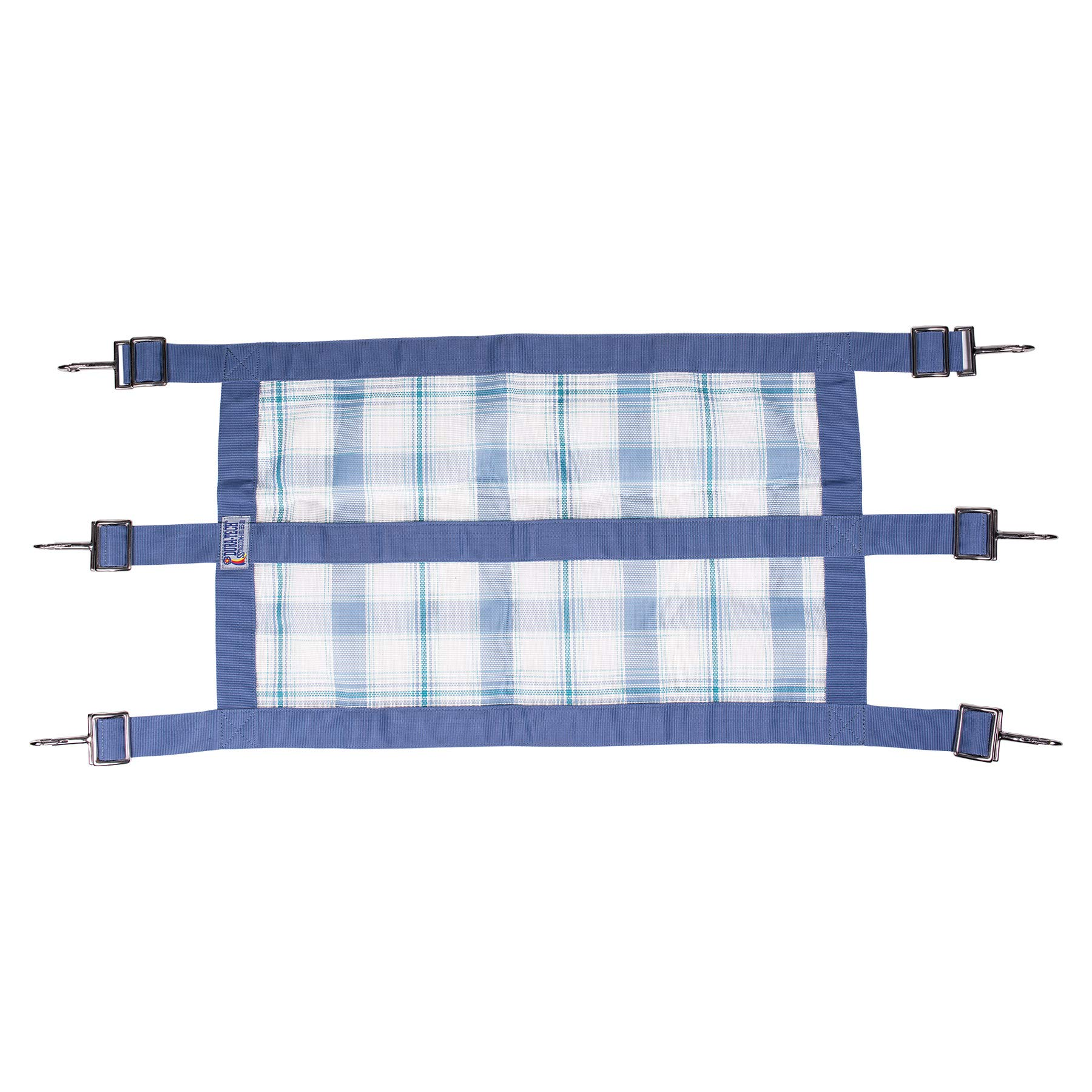 Dura-Tech Deluxe Dura-Mesh Stall Guard (Blue)