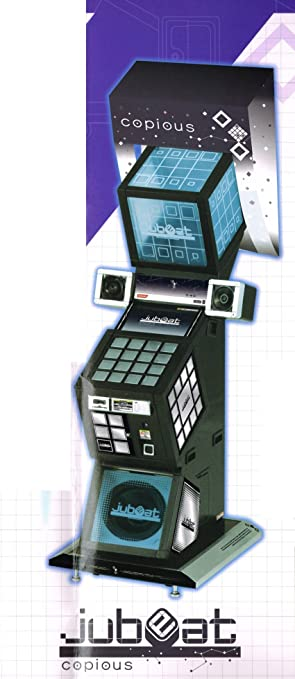 Desktop Arcade Collection 2nd ATTACK jubeat copious single