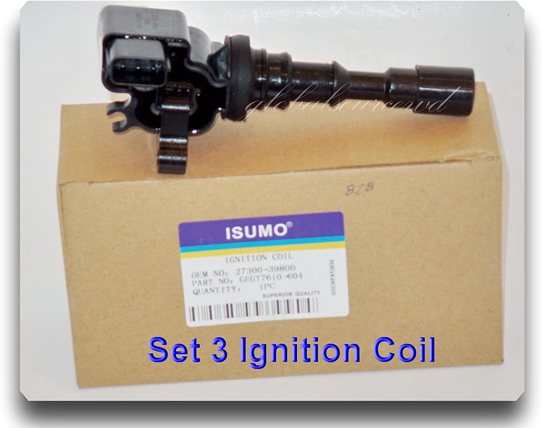 Kia Sorento 2003-2006 V6 3.5L 27300-39800 Ignition Coil Fits Fits