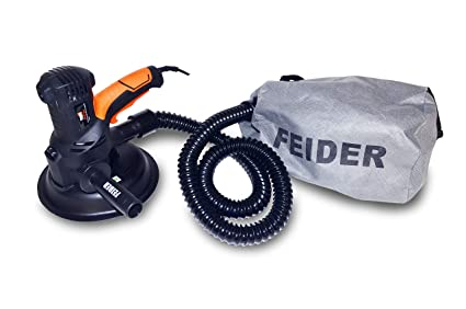 Feider FPEP710-3 - Lijadora de pared (710 W 230 V) color negro metalizado: Amazon.es: Industria, empresas y ciencia