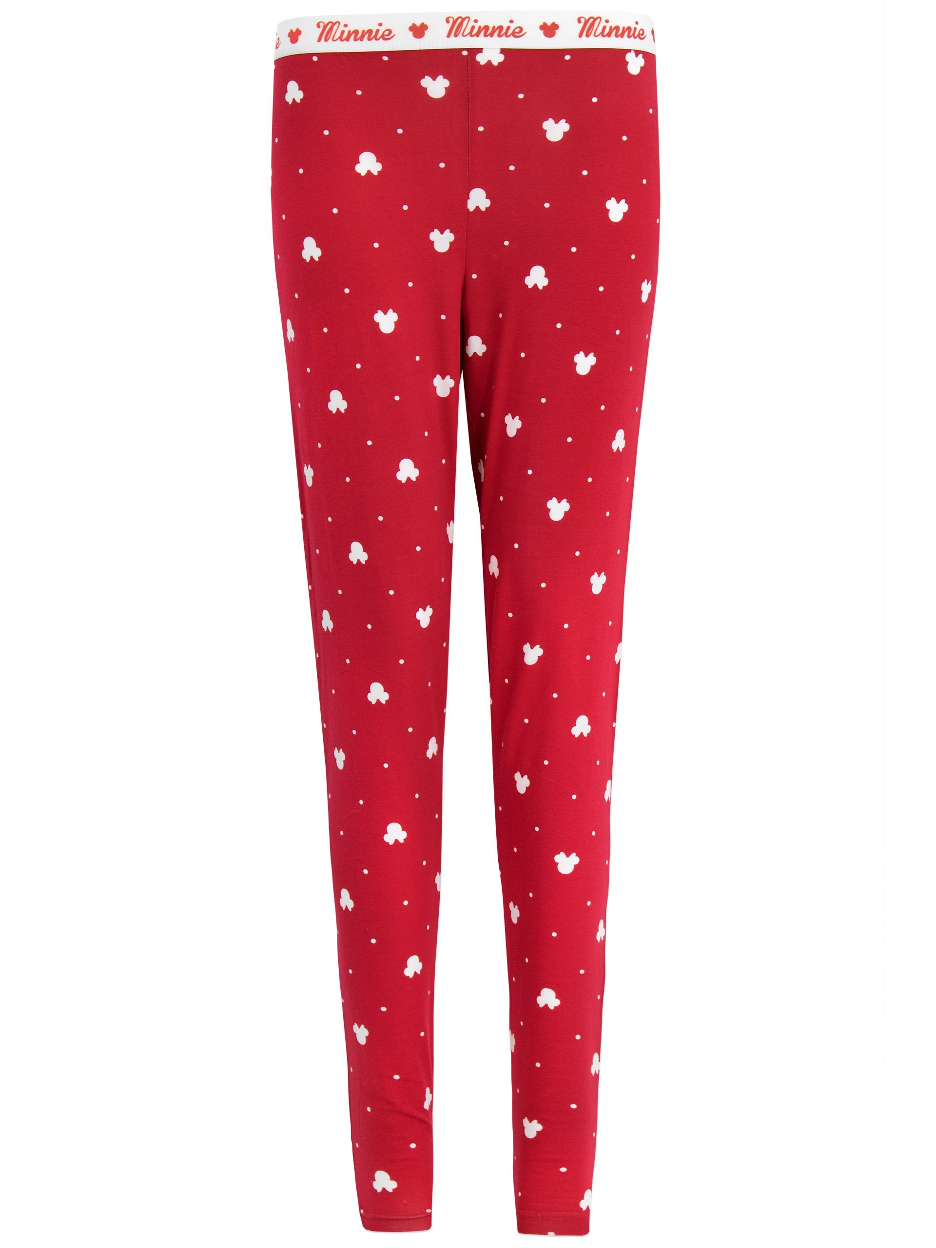 Disney Minnie Mouse Womens' Minnie Mouse Lounge Pants X-Small