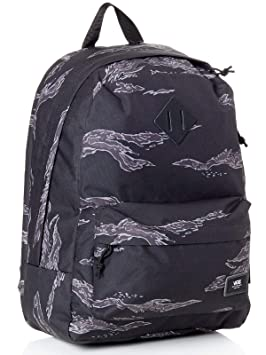 Mochila Vans Old Skool Plus Tiger Camo (Default, Negro): Amazon.es: Equipaje