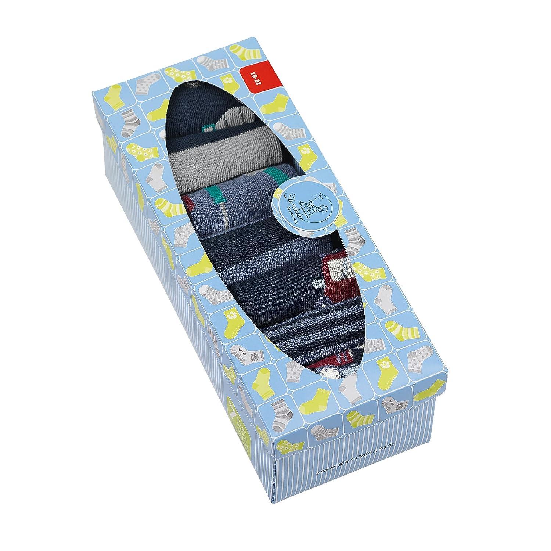 Sterntaler Jungen Socken Blau (Marine 300) 27-30 8421850