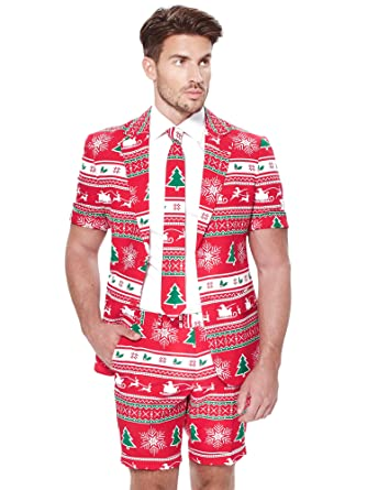 900623f3949c Amazon.com  OppoSuits Christmas Summer Suits for Men in Different ...