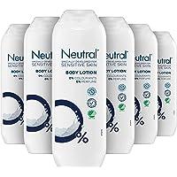 Neutral Bodylotion Parfumvrij - 6 x 250ml - Voordeelverpakking