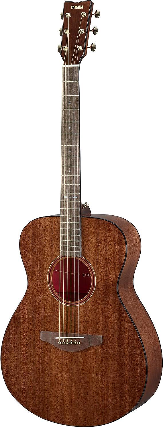 Yamaha STORIA III Guitarra Western electroacústica con un sonido envolvente para adultos, hecha de madera 4/4, color marrón chocolate: Amazon.es: Instrumentos musicales