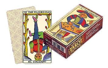 Fournier- Español Baraja Tarot clásica de 78 Cartas, Color marrón (F21814)