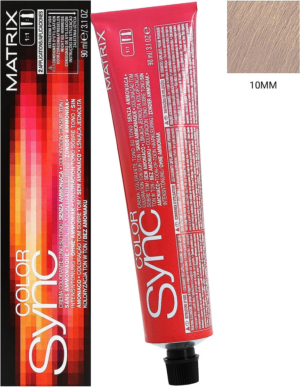 Matrix Color Sync - Tinte semipermanente para el cabello, 10 ...