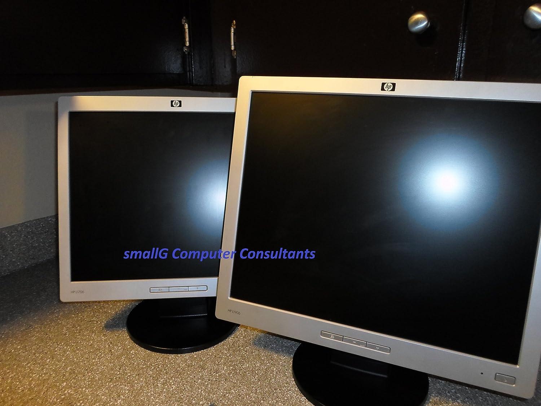 "HP L170617"" 1280x1024 LCD VGA Monitor (Silver/Black)"