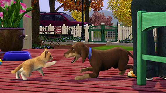 Electronic Arts The Sims 3 Pets, PC - Juego (PC, PC, Simulación, T (Teen)): Amazon.es: Videojuegos