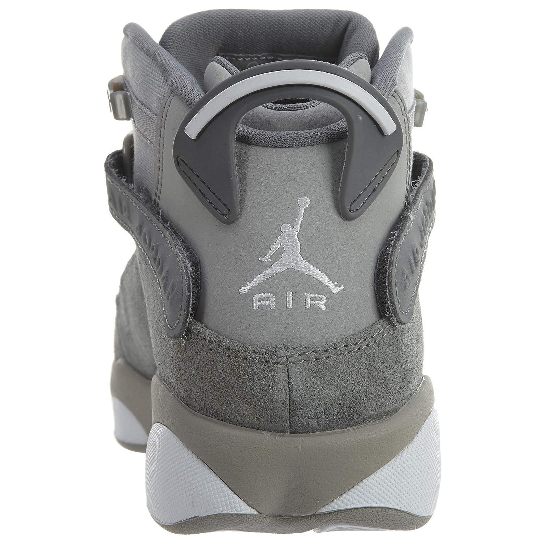 Jordan 6 Rings Boys Grade School Basketball Shoes 323419 014