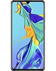 Huawei P30 Smartphone débloqué 4G (6,1 pouces - 6/128Go - Double Nano SIM - Android 9.1) Noir
