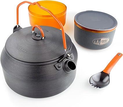 GSI Outdoors Halulite Cook Pot Pot Unisexe Adulte