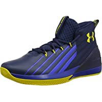 Under Armour Erkek Lockdown 3 Basketball Ayakkabısı Basketbol Ayakkabısı 3020622-400