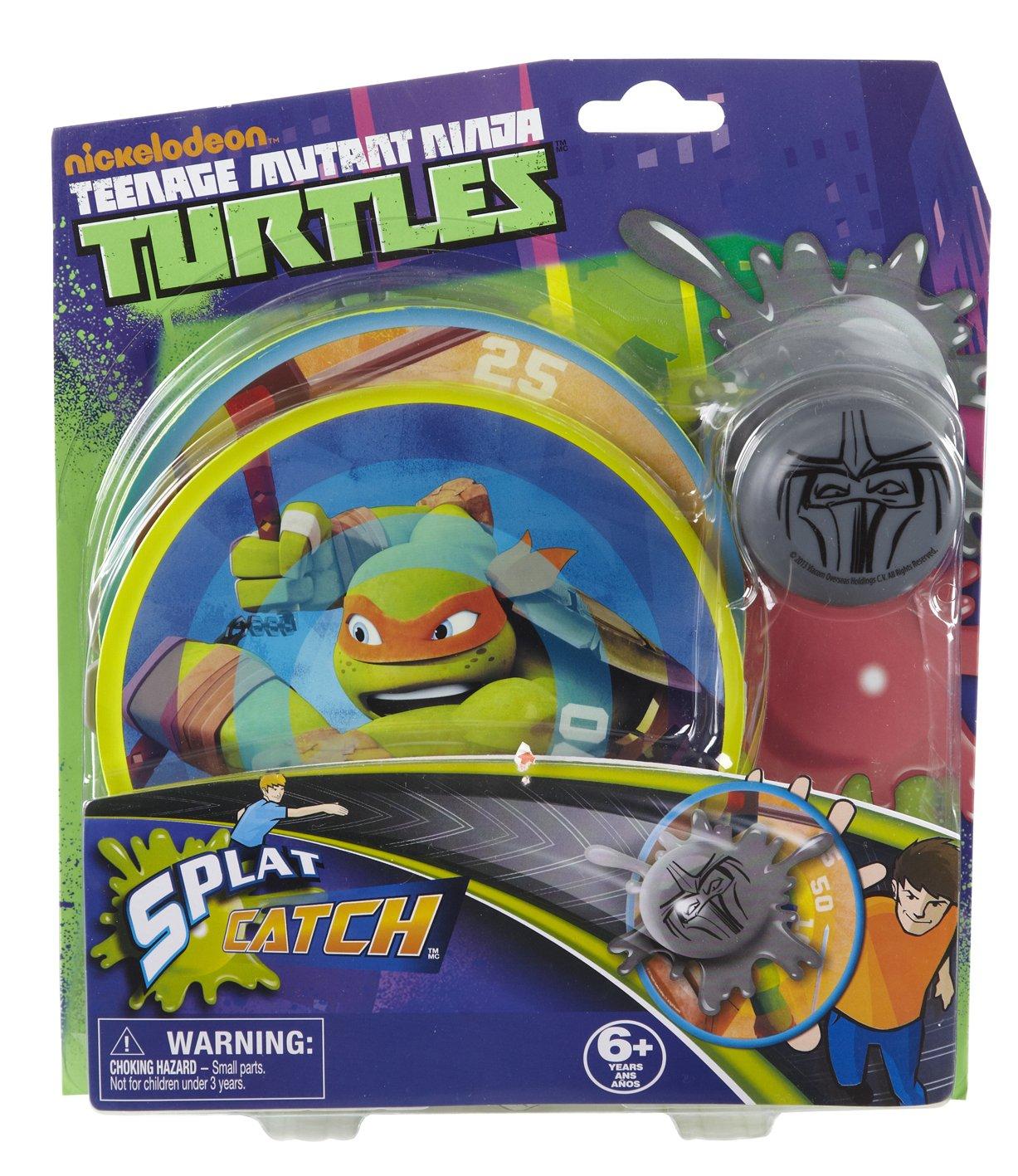 Tortugas Ninja Teenage Mutant Ninja Turtles Splat Catch ...