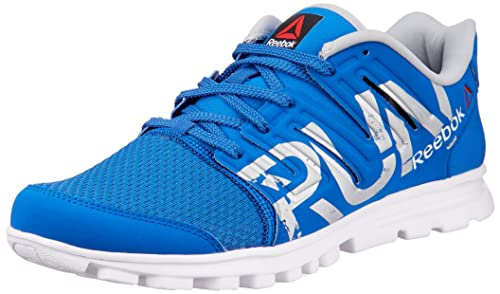 fca4d72cce79c2 Reebok Men s Ultra Speed Awesome Blue