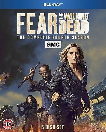 Fear The Walking Dead Season 4 [Blu-ray] [2018]: Amazon.co.uk: DVD ...