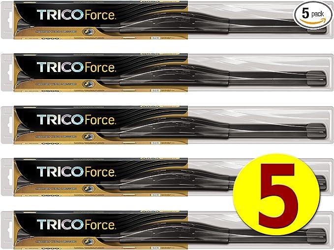 Trico 25-190 Force Premium Performance Beam Wiper Blade 19