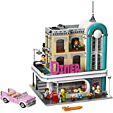 LEGO Creator Expert Downtown Diner 10260 Building Kit (2480 Piece)