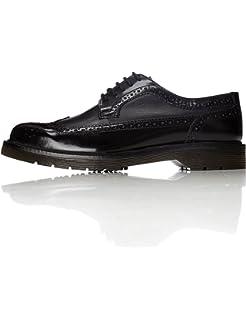 Skechers Go Walk MAX-Amazing, Zapatillas para Hombre, Negro (Black/White), 42.5 EU