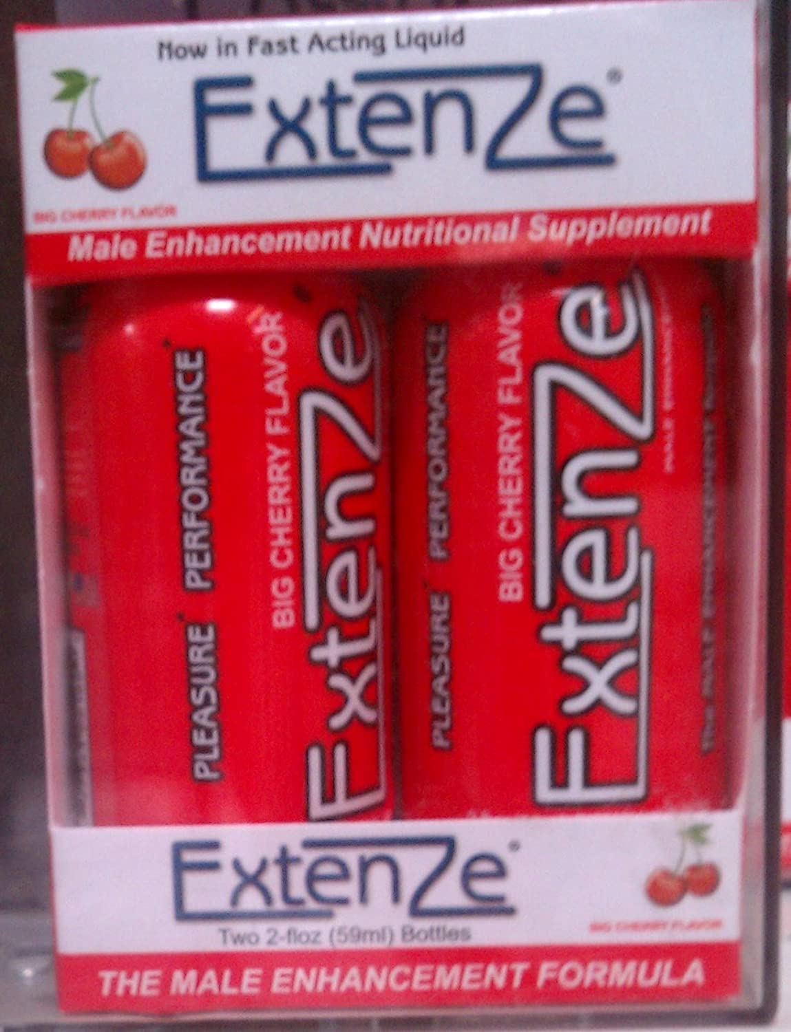 can you take 2 extenze at the same time