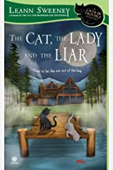 The Cat, the Lady and the Liar: A Cats in Trouble Mystery Kindle Edition