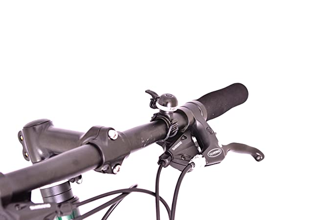 BBB MiniFit Bicycle Bell BBB-16 Black Blue