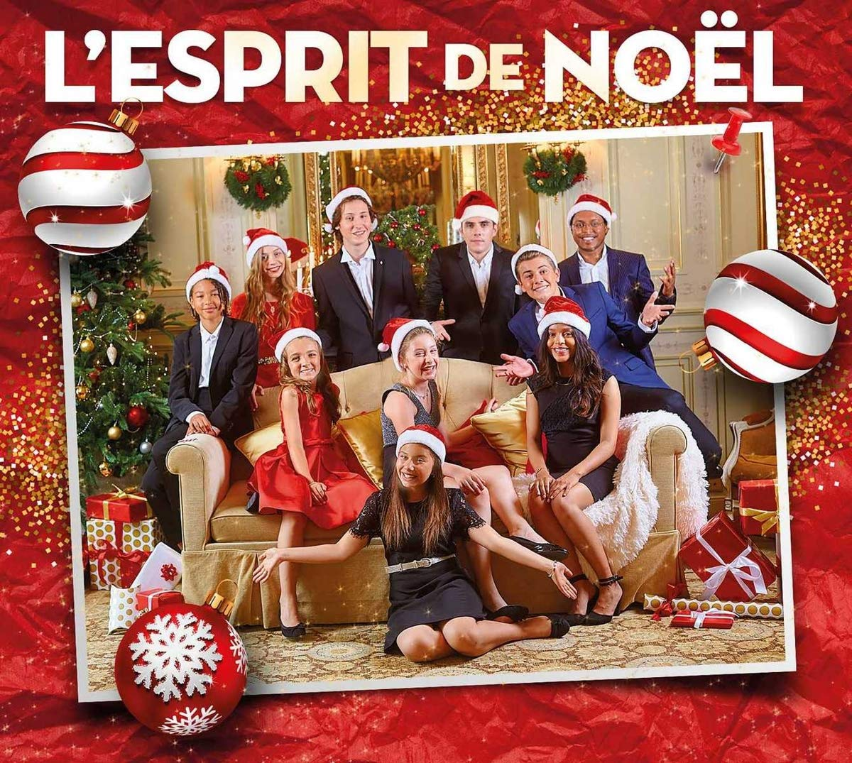 Esprit De Noel Various Artists   L'Esprit De Noel / Various   Amazon.Music