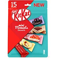 Nestle KitKat Mini Moments Desserts (15 Minis)