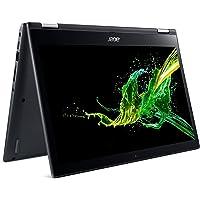 "Notebook 4 em 1 Acer Spin 3 SP314-51-C3ZZ, Intel Core i7-8550U, 8 GB RAM, 256 GB SSD, Tela 14"" HD Multi-touch LCD"", Windows 10"