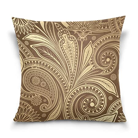 Paisley Pillowcase King Size Pillow Case Covers With Zipper Not Gorgeous King Size Pillow Case Covers
