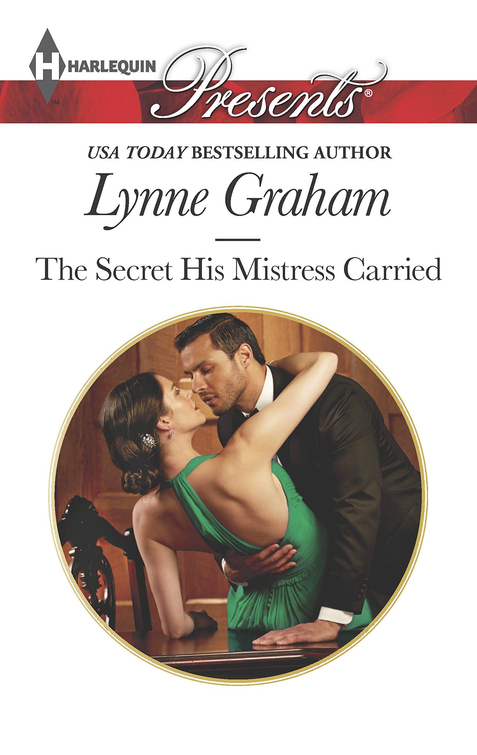 The Secret His Mistress Carried (Harlequin Presents) pdf