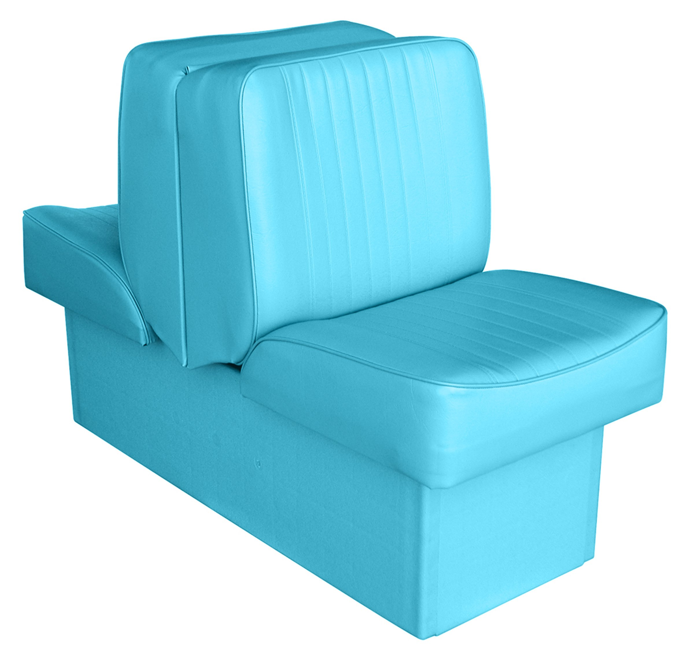 Wise 8WD707P-1-718 Deluxe Lounge Seat (Light Blue) by Wise (Image #1)