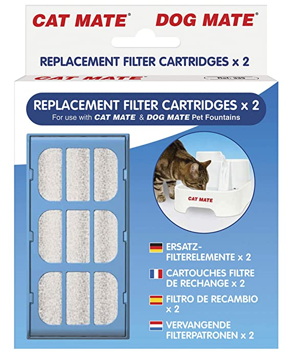 Pet Supplies Capable Pet Mate Filtre Pour Fontaine Animalière Pour Chat