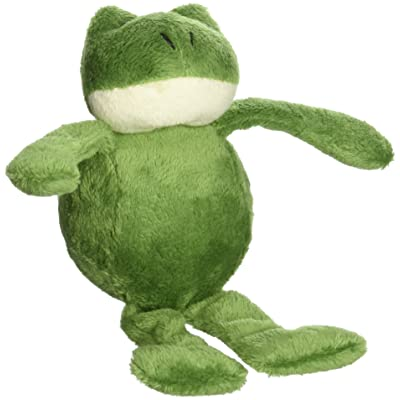 PurrFection Bugsy Bouncy Buddy Frog Plush: Toys & Games
