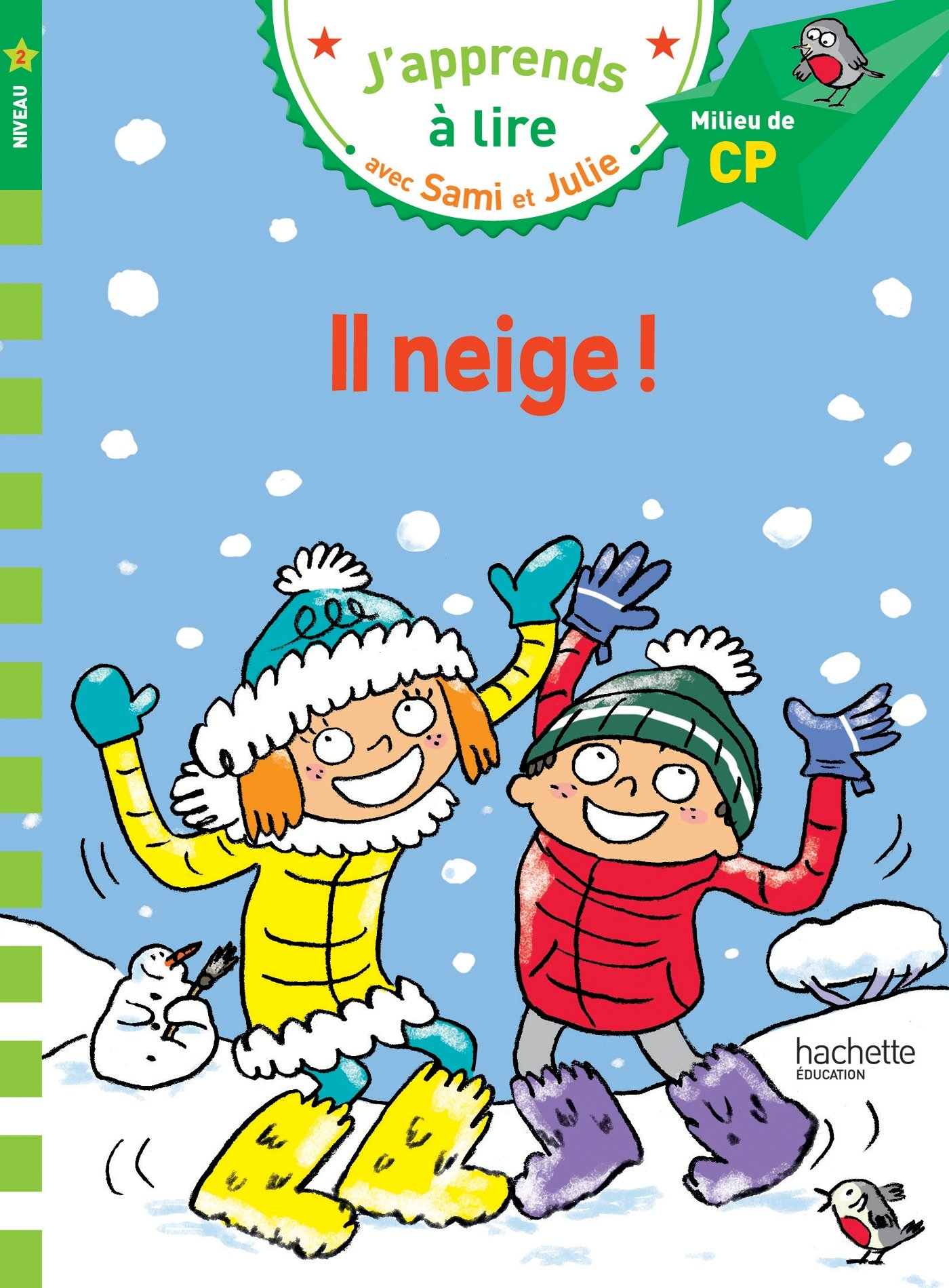 CP Niveau 2/Il neige ! PDF