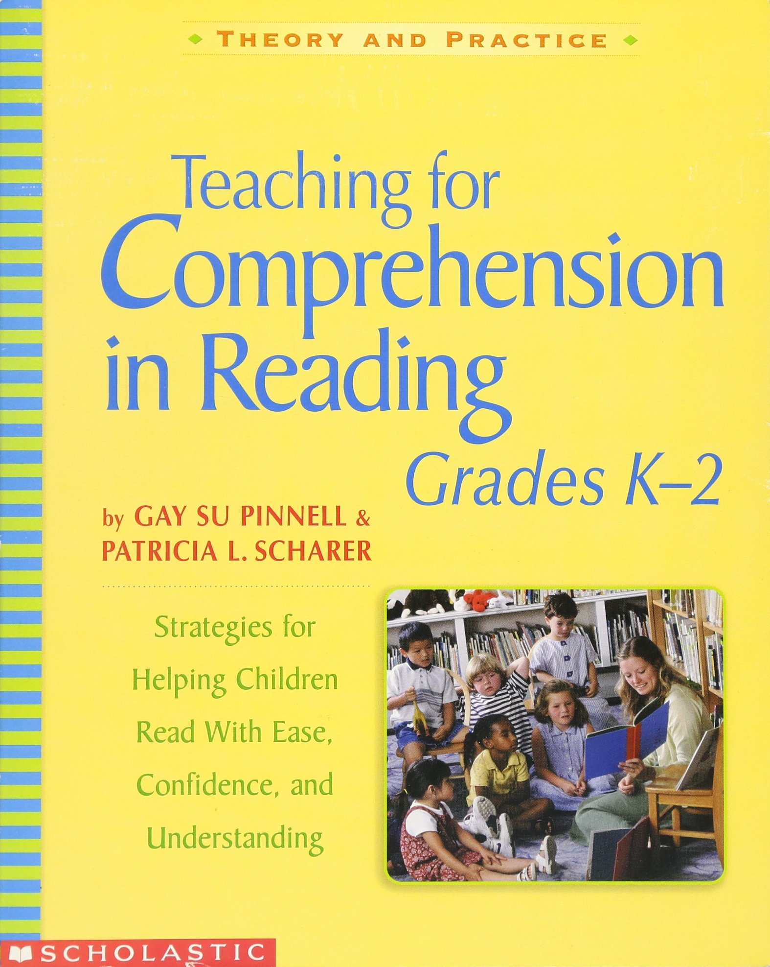 Scholastic 0439542588 Teaching For Comprehension In Reading Grades K 2 7 X 9 288 Pages Theory And Practice Paperback May 1 2003