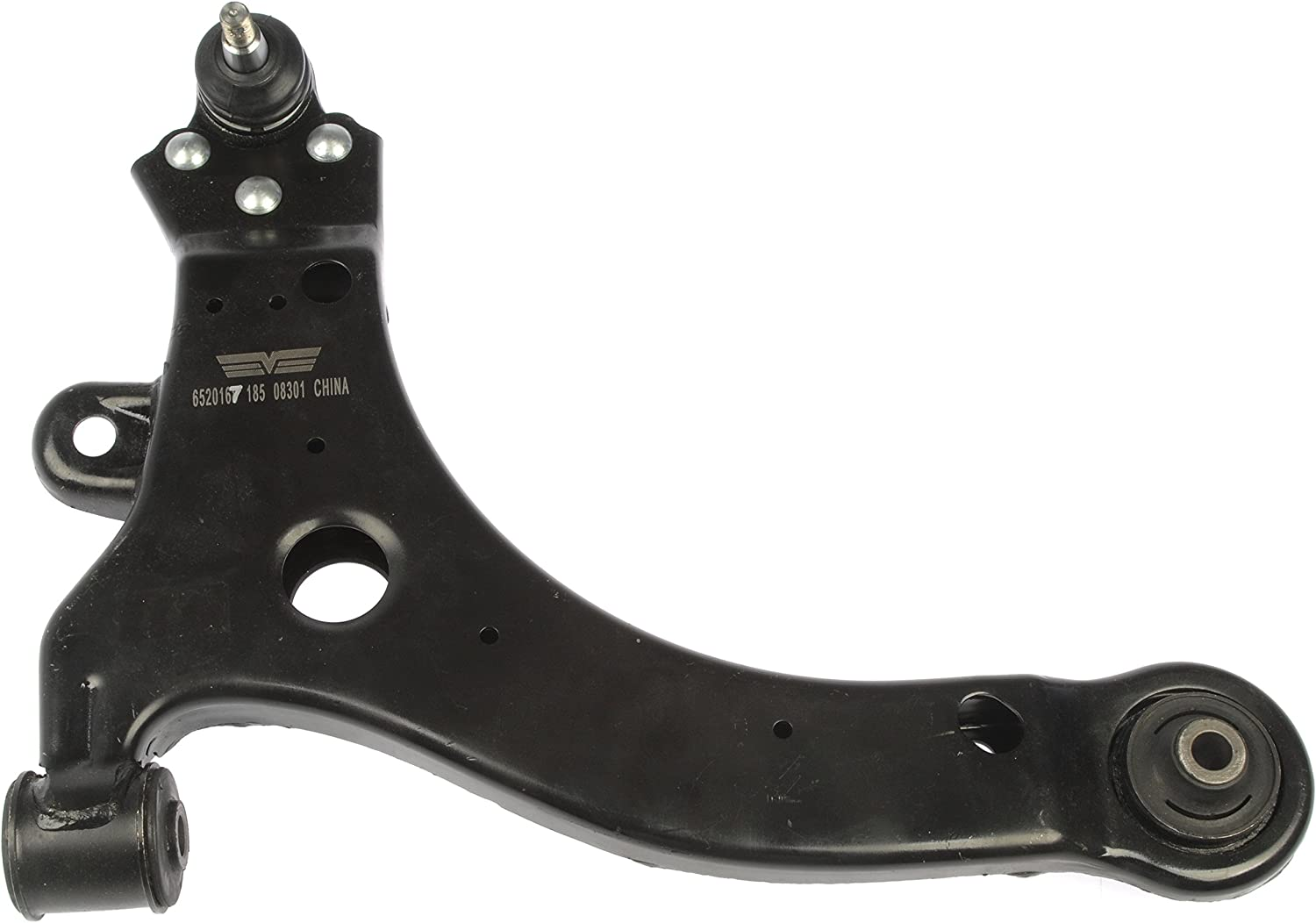 Suspension Control Arm and Ball Joint Assembly Front Left Lower Moog RK620675