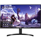 LG 32QN650-B 32-Inch QHD (2560 x 1440) IPS Monitor with HDR 10, AMD FreeSync and Dual HDMI Inputs (Height Adjustable Stand)-