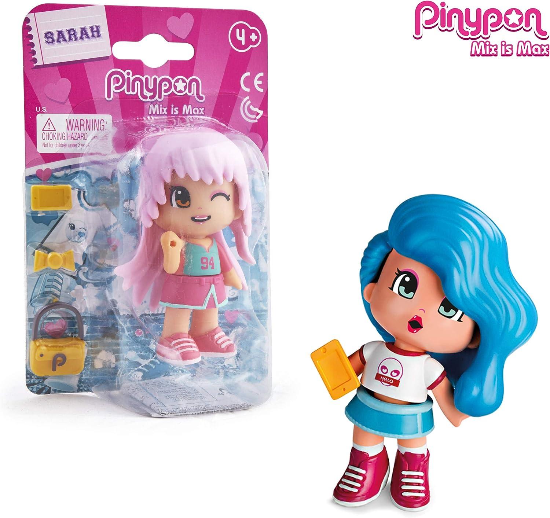 Amazon.es: Famosa- PinyPon Muñeca Teens 4 Modelos, (700014754): Juguetes y juegos